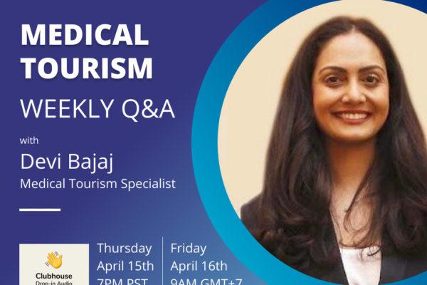 medical tourism for the hcp - dr. devi bajaj